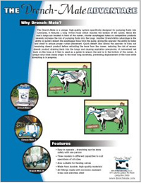 Cow Drenching Manual with the Drench-Mate System
