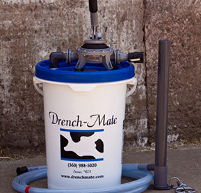 Drench-Mate Equipment
