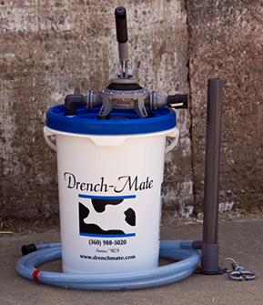 Drench-Mate Equipment